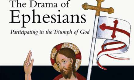 """Book Review: """"The Drama of Ephesians"""" By Tim Gombis"""