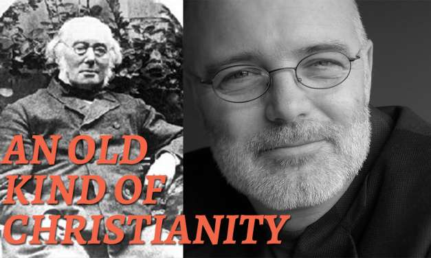 An Old Kind of Christianity: Comparing Brian McLaren and Albrecht Rietschle—On Salvation 4